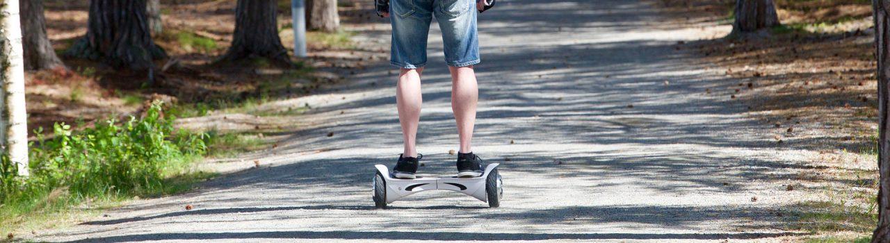 Hoverboard Patinete eléctrico de 2 ruedas paralelas