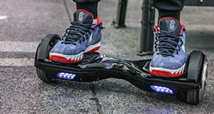 Hoverboard eléctrico 2 ruedas