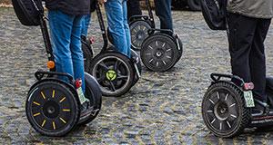 Segway patinete eléctrico