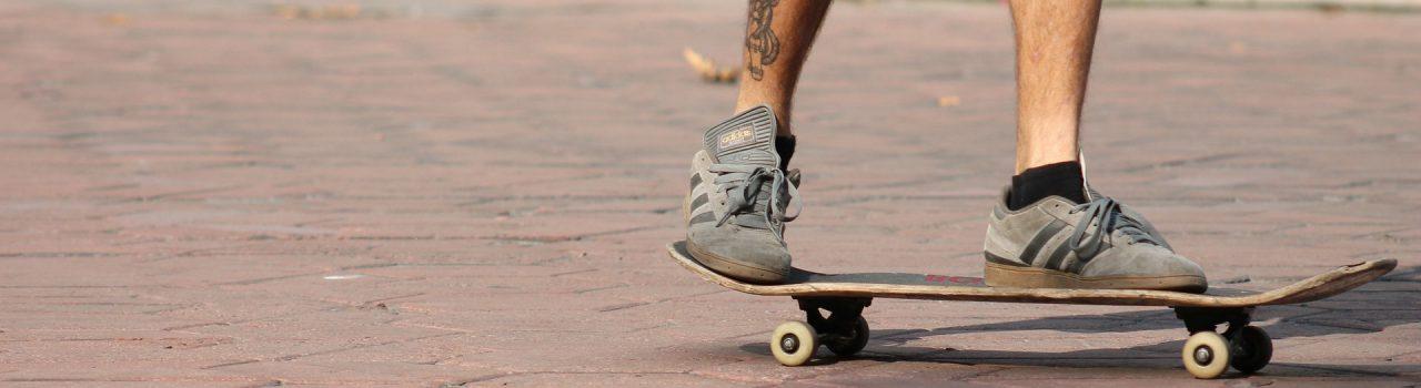 Skateboard eléctrico de 4 ruedas